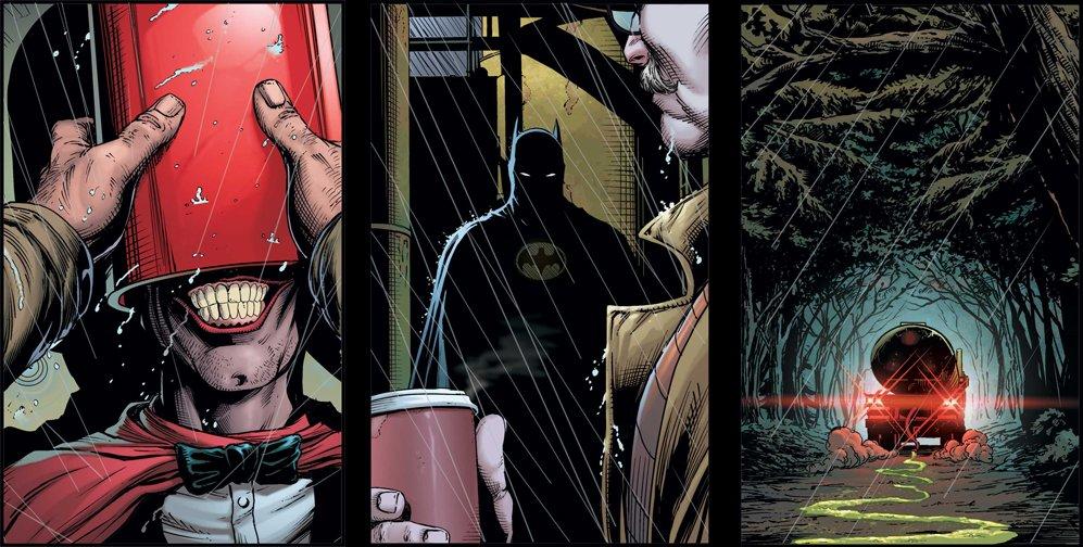 Batman: Three Jokers, teaser