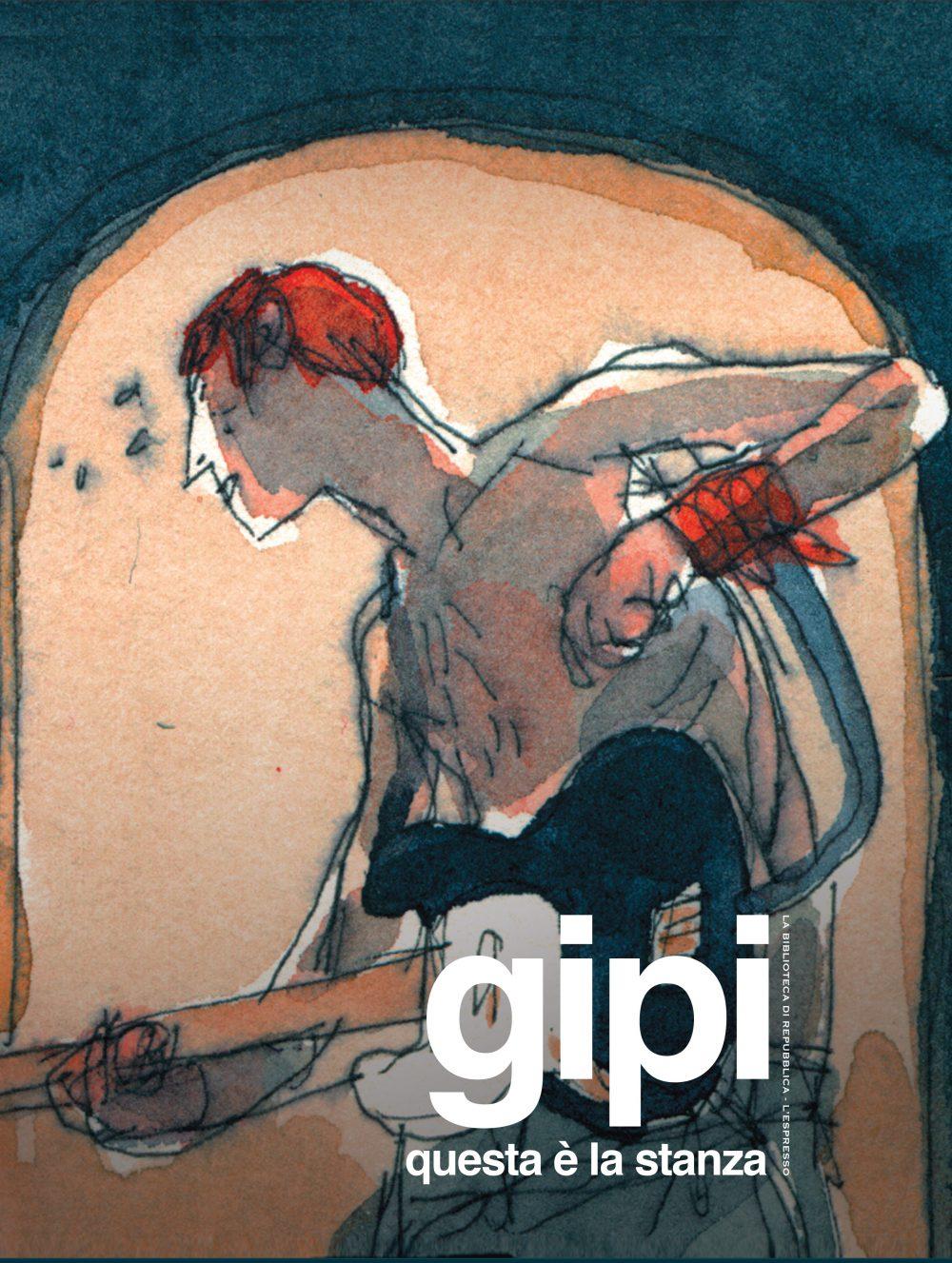 Gipi vol. 5: Questa è la stanza, copertina di Gipi
