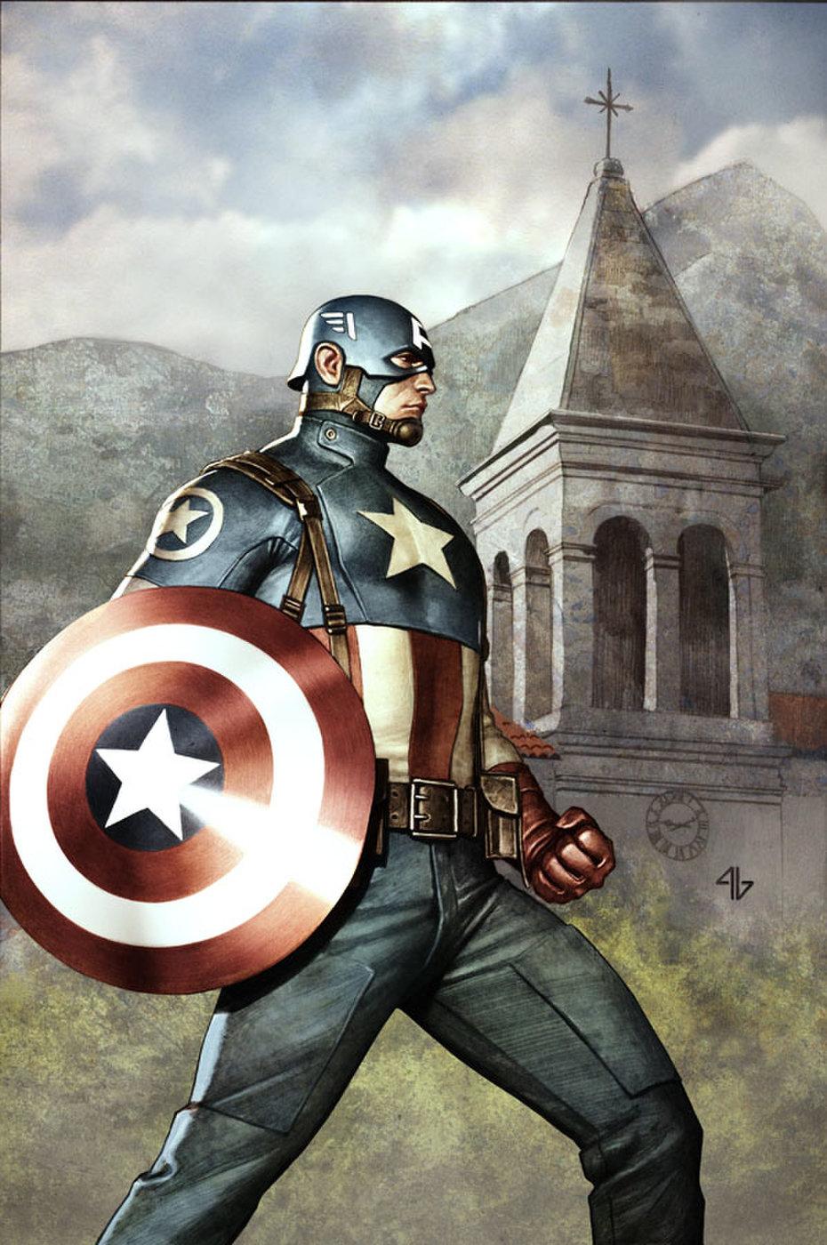 Marvel Comics Presents #1, variant cover di Adi Granov