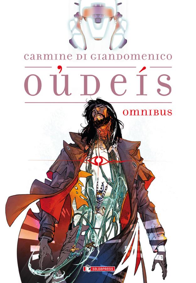 Oudeis - Omnibus, copertina di Carmine Di Giandomenico