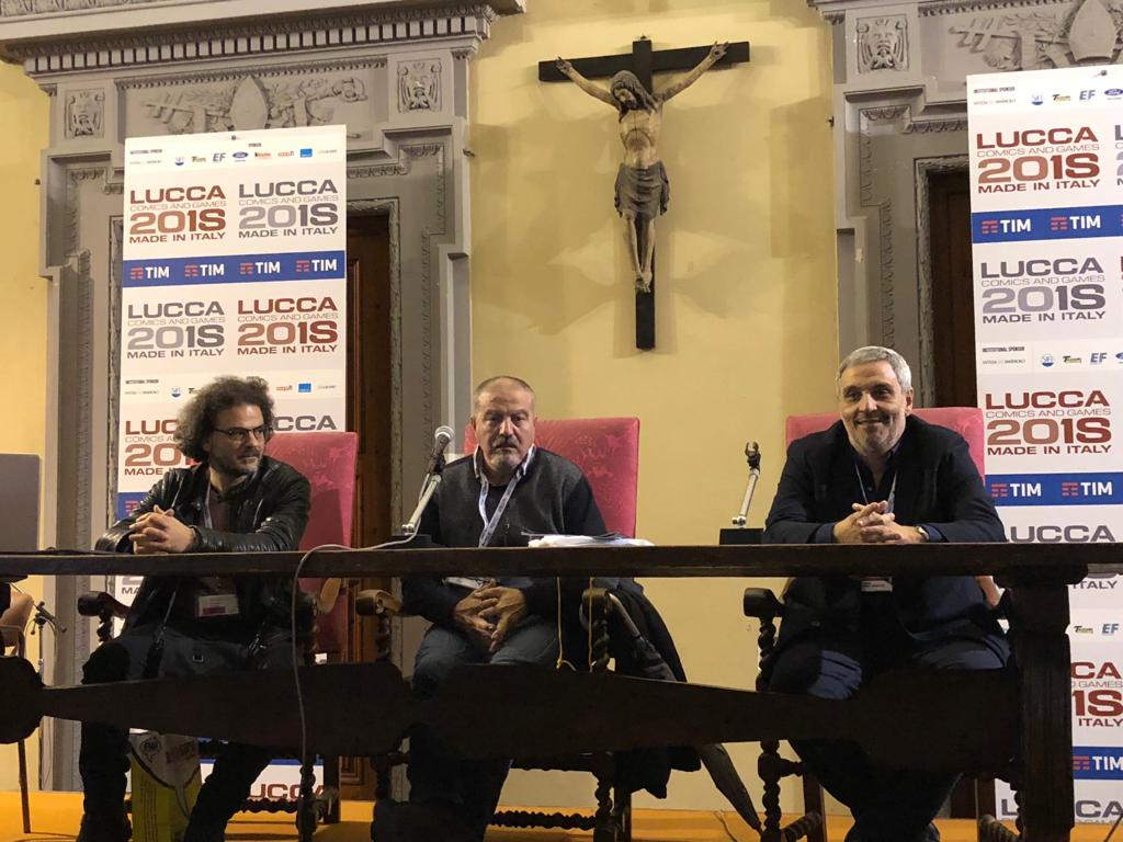 Lucca Comics & Games 2018: la conferenza de Il Commissario Ricciardi