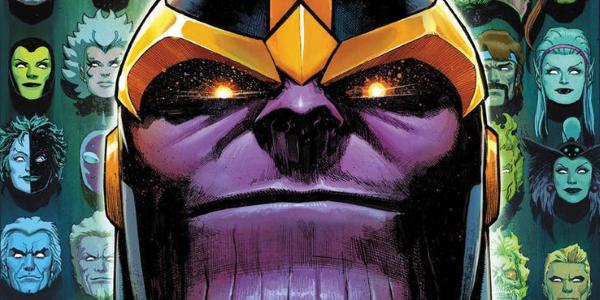 Thanos, Guardiani della Galassia