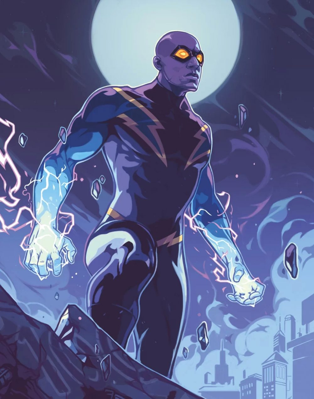 The Other History of the DC Universe #1, copertina di Alex Dos Dias