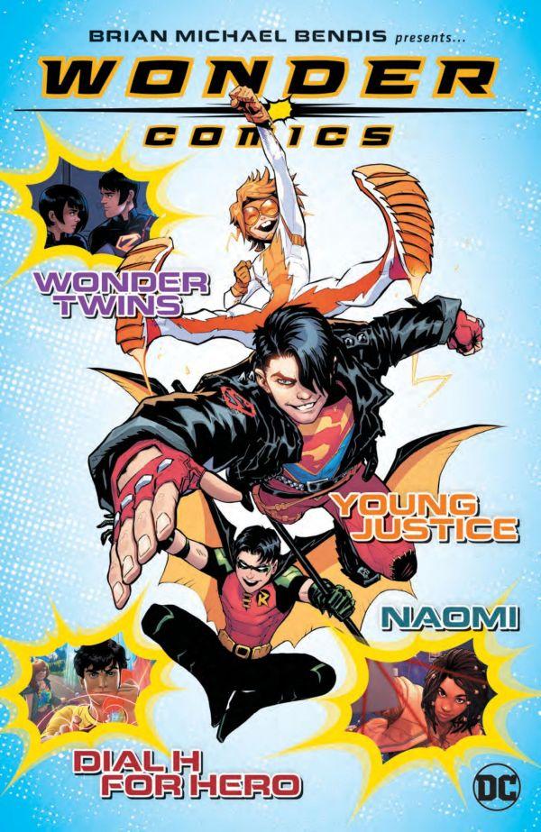 Wonder Comics, guida 01
