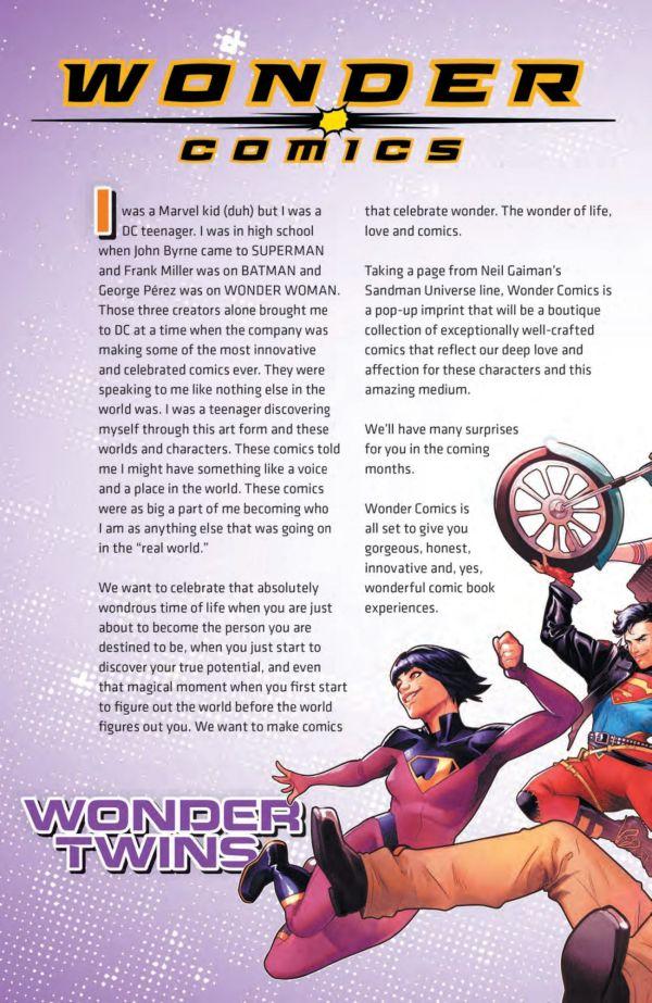 Wonder Comics, guida 02