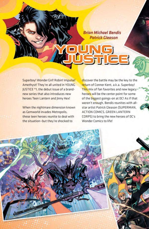 Wonder Comics, guida 04