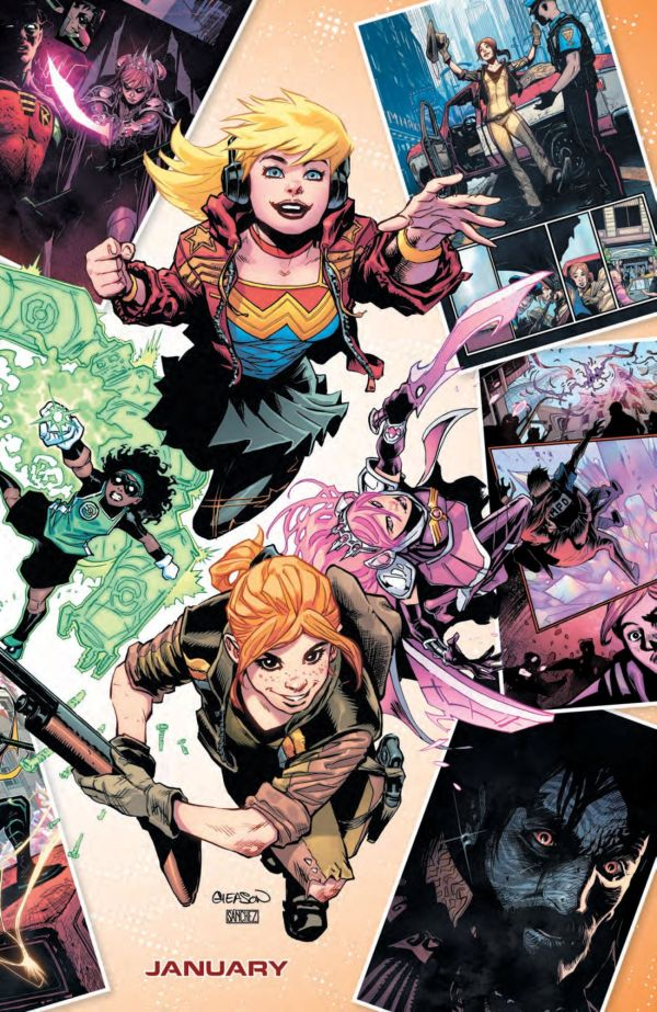 Wonder Comics, guida 05