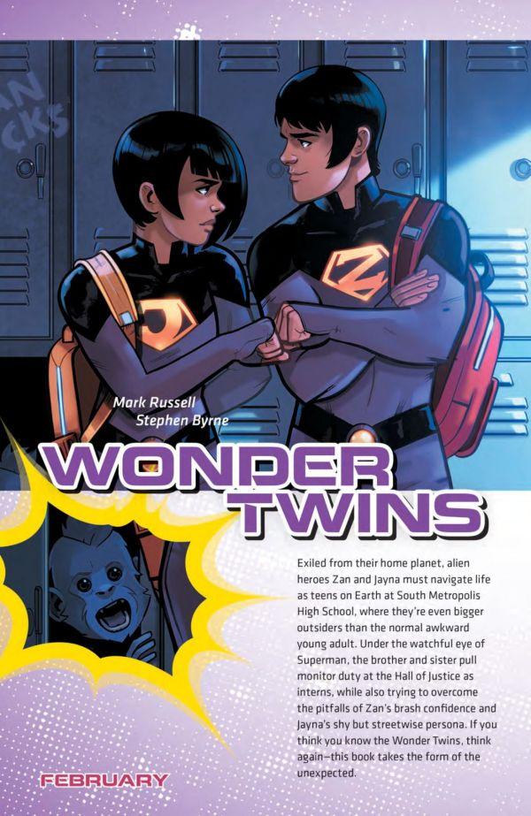 Wonder Comics, guida 08