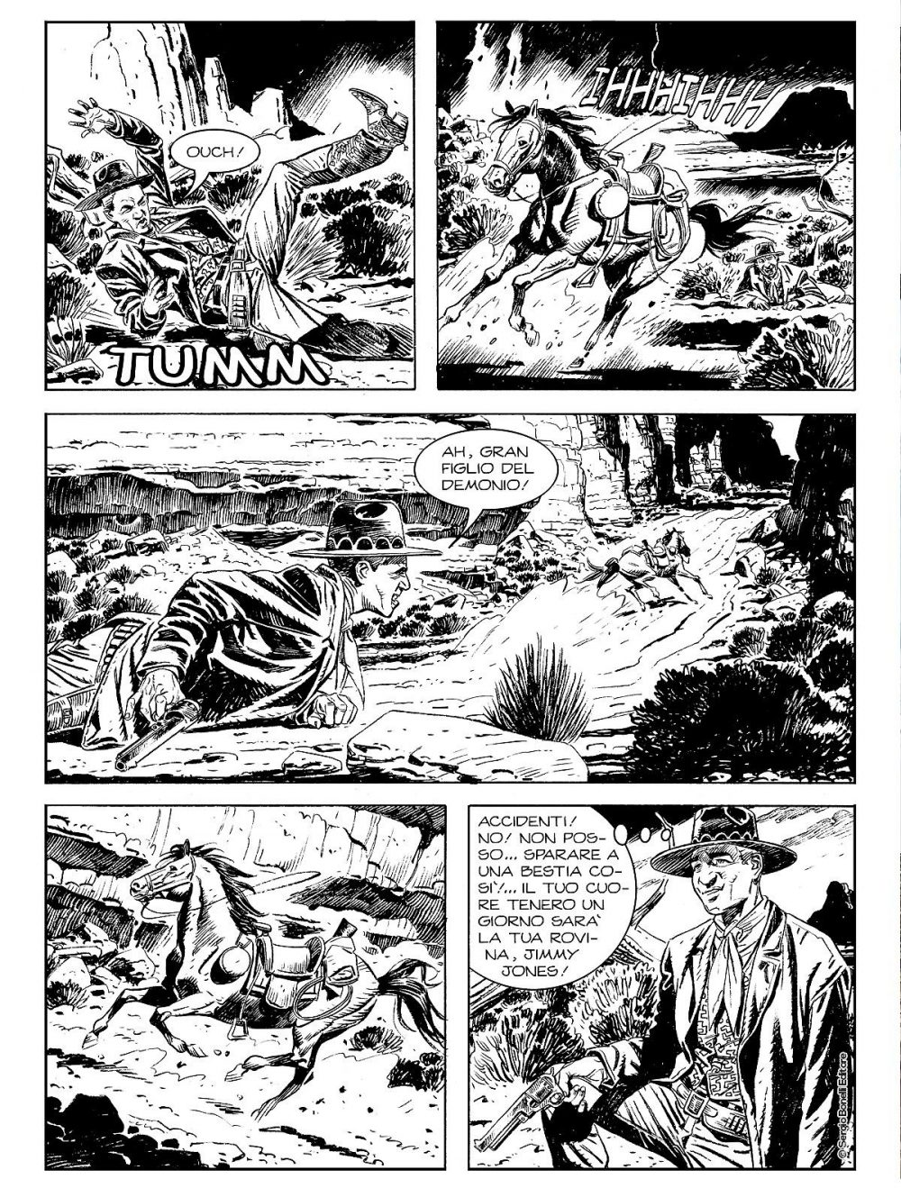 Tex Willer 1: Vivo o morto!, anteprima 02