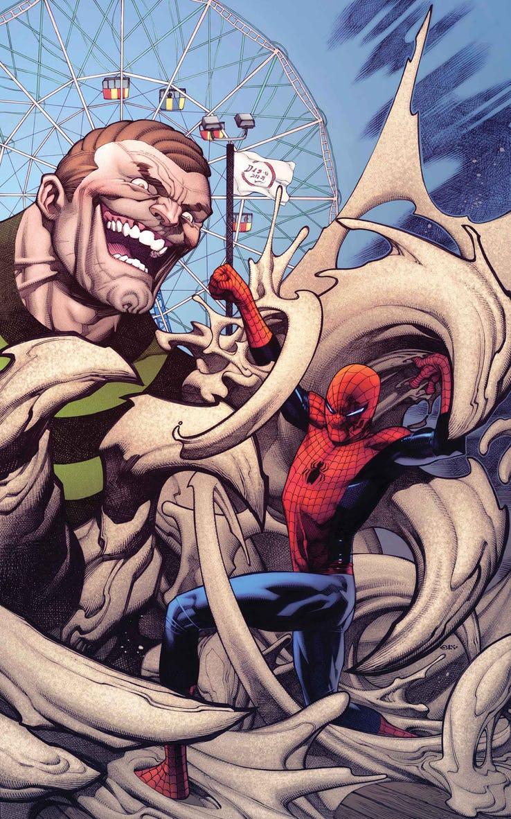 Immortal Hulk #14, variant cover di Chris Stevens