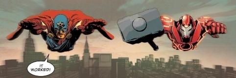 Infinity Wars #6, anteprima 01