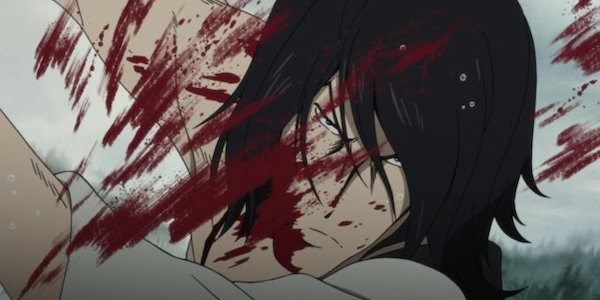 Uno schizzo di sangue per Goemon Ishikawa