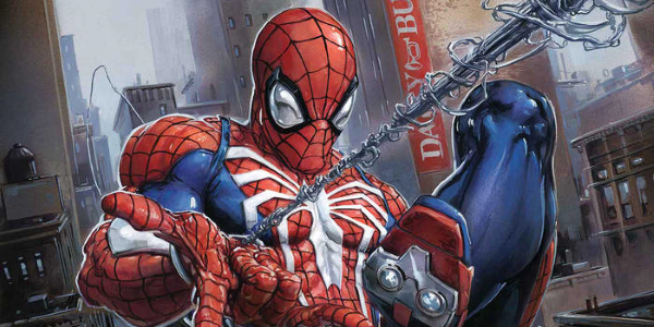 Spider-Man Playstation