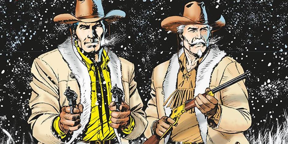 Tex e Kit Carson