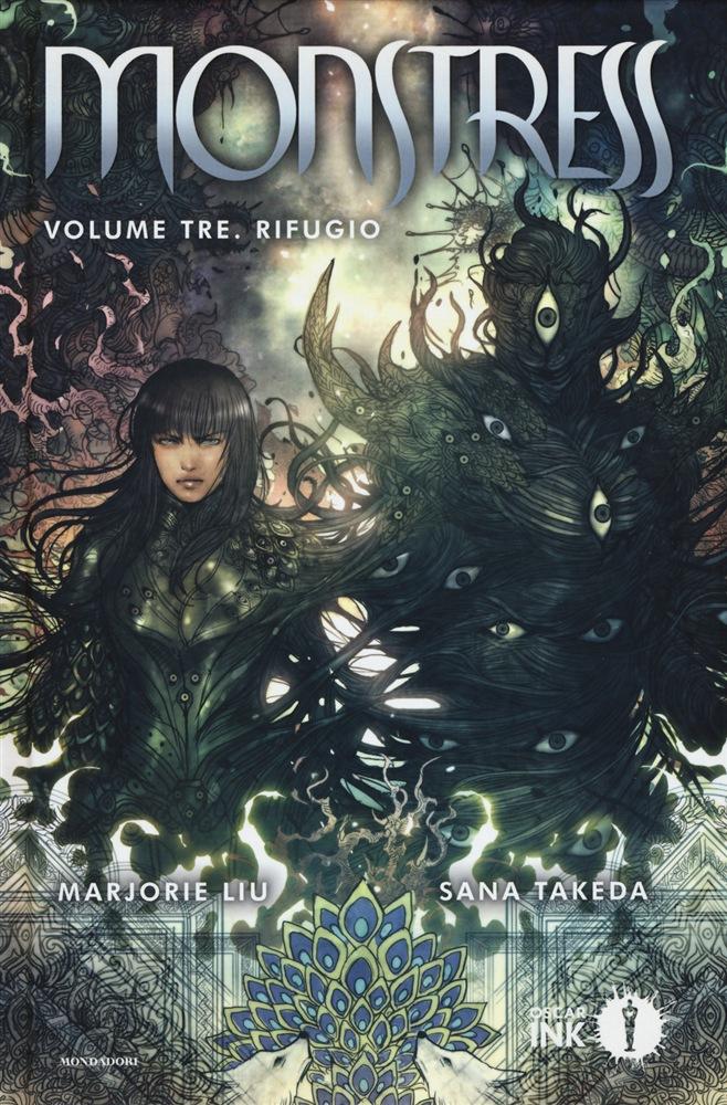 Monstress vol. 3: Rifugio, copertina di Sana Takeda