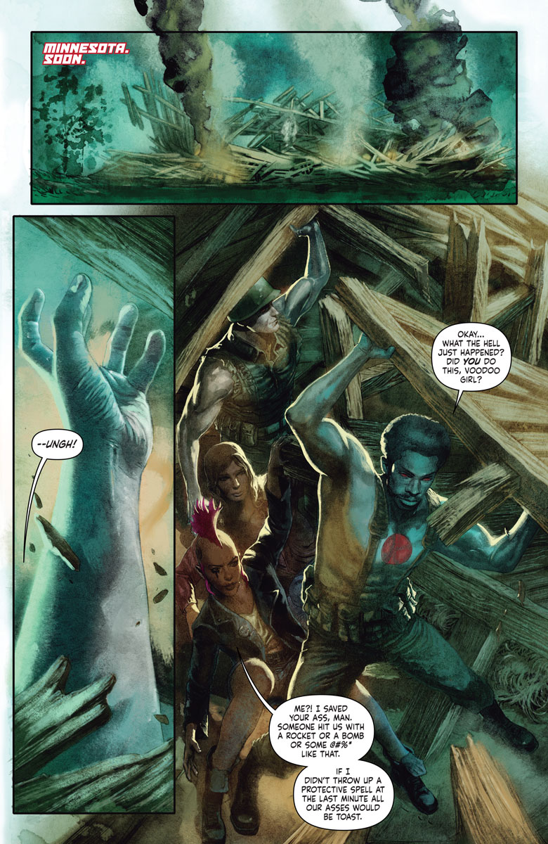 Bloodshot Salvation #6, anteprima 01