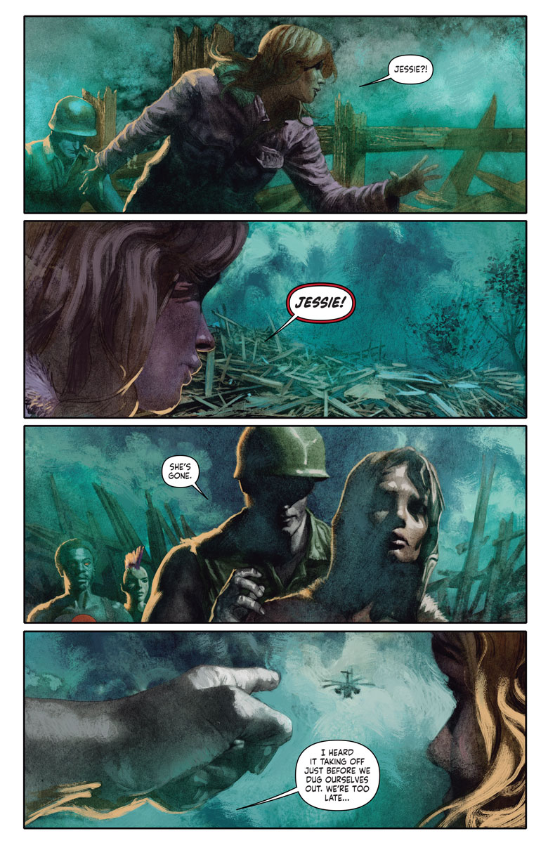 Bloodshot Salvation #6, anteprima 02