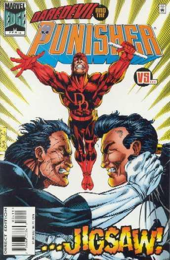 Punisher #4, copertina di Tom Lyle