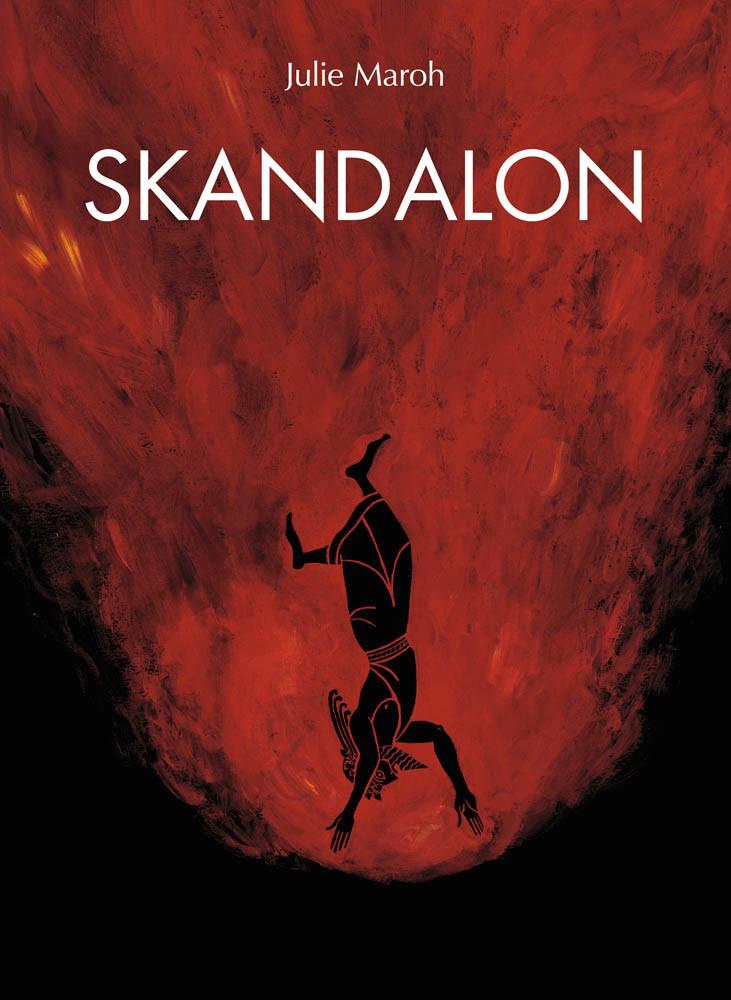 Skandalon, copertina di Julie Maroh