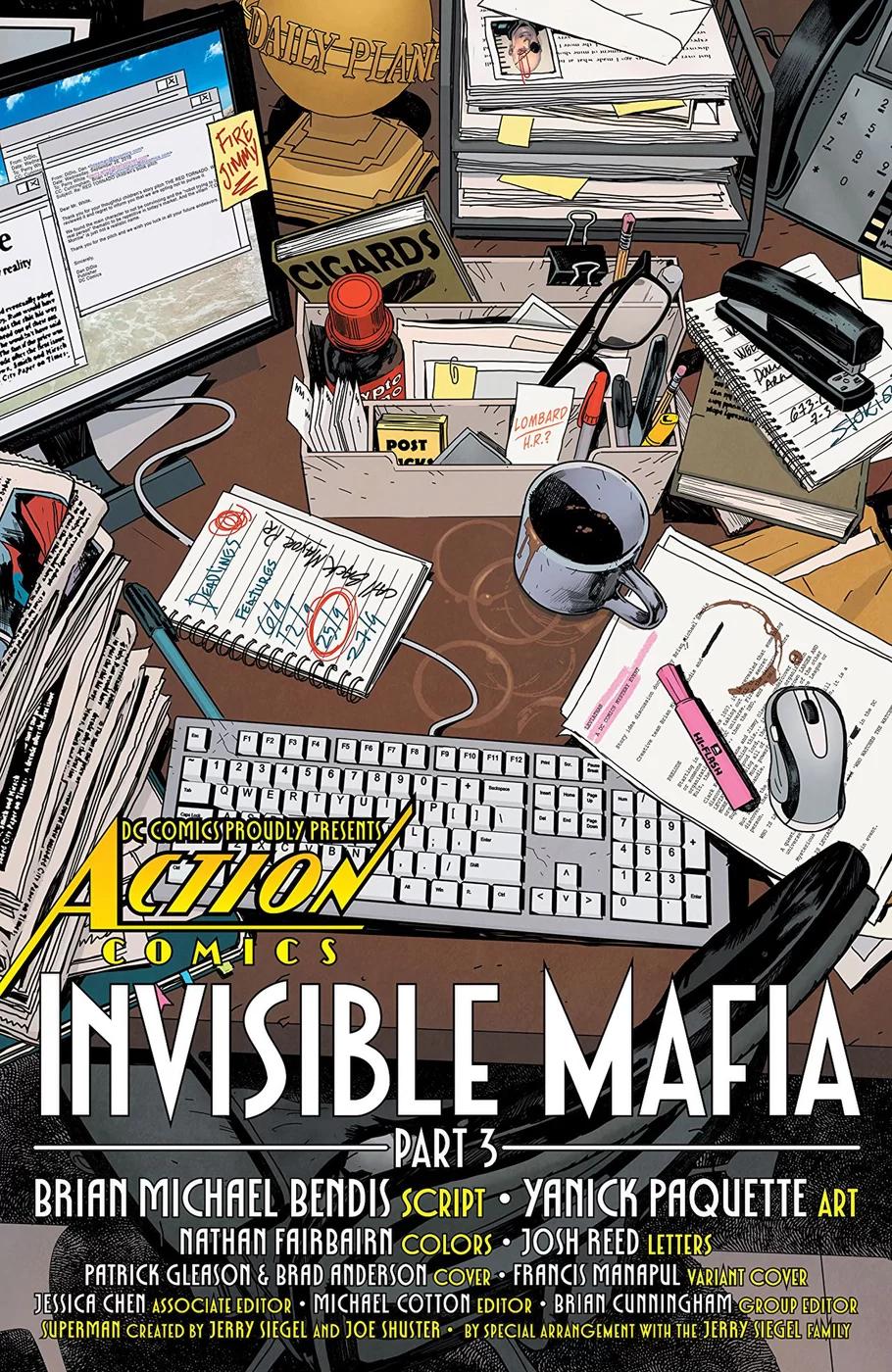 Action Comics #1003, anteprima 01