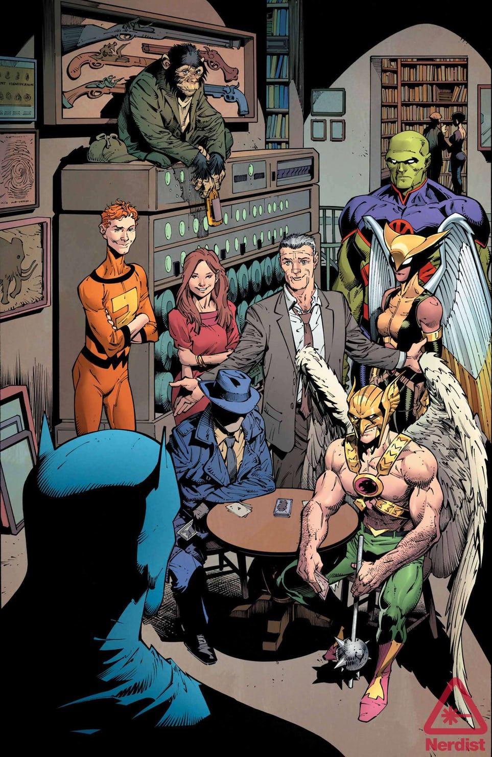 Detective Comics #1000, anteprima 02