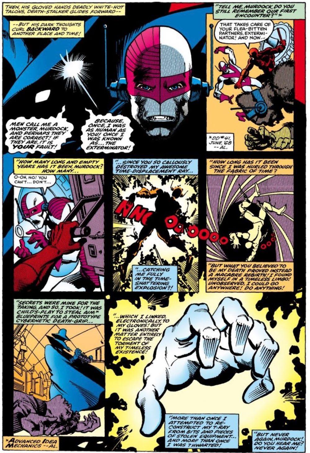 Daredevil #158, anteprima 02