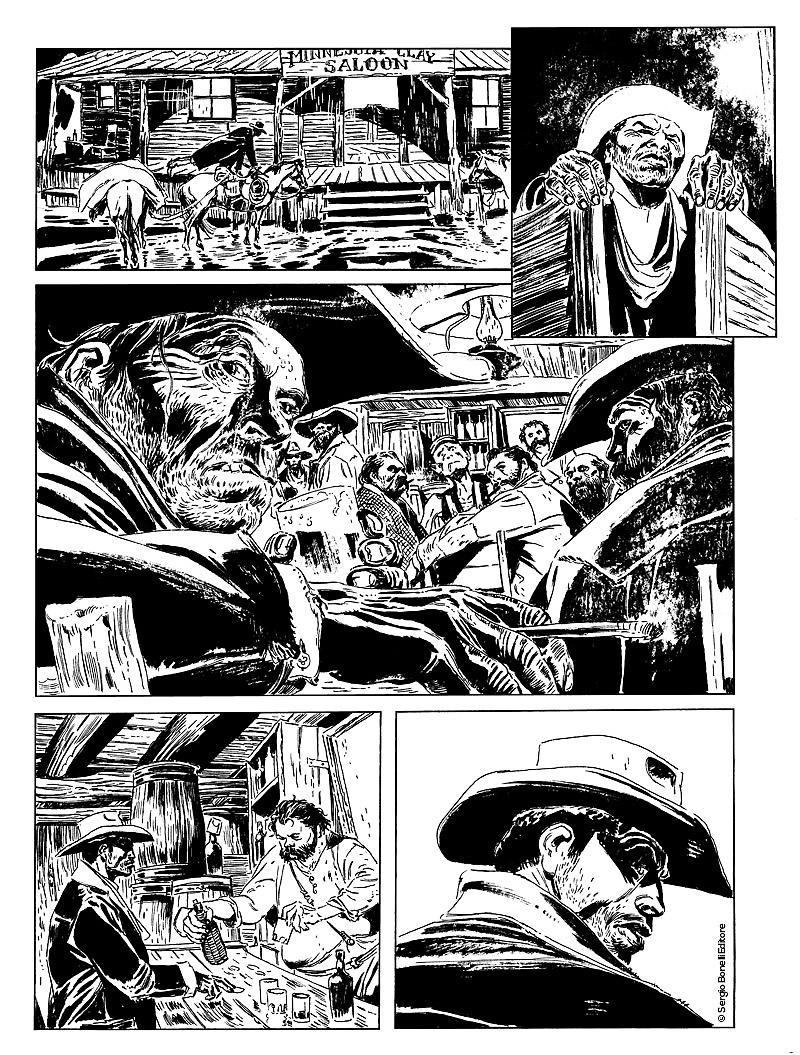 Deadwood Dick 4: Il piombo e la carne, anteprima 01