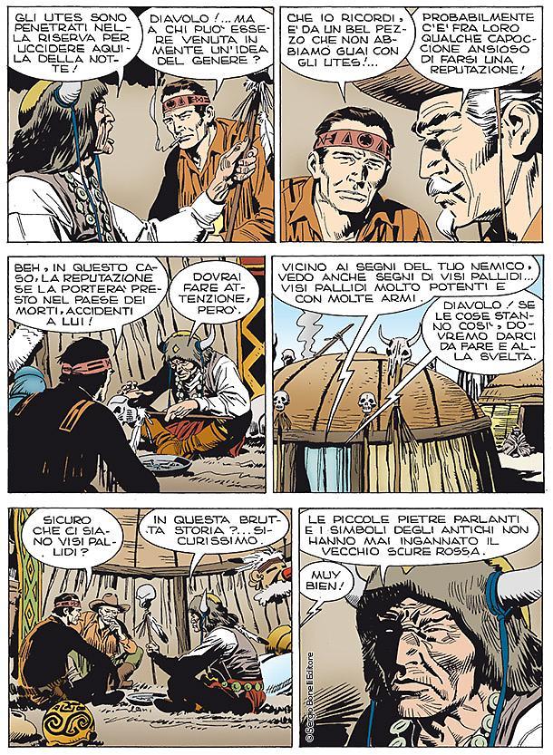Tex: Gli eroi di Devil Pass, anteprima 02