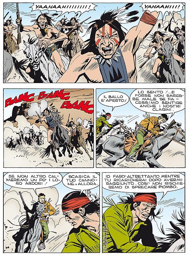 Tex: Gli eroi di Devil Pass, anteprima 03