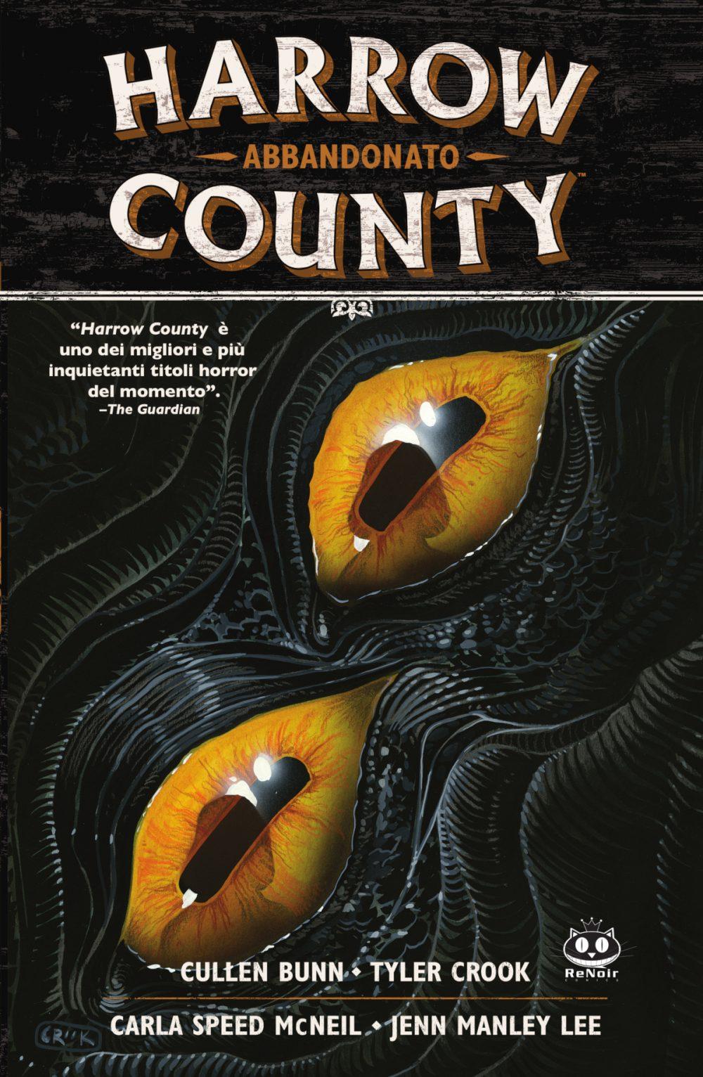 Harrow County vol. 5: Abbandonato