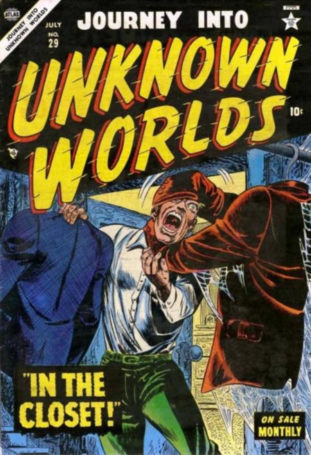 Journey into Unknown Worlds