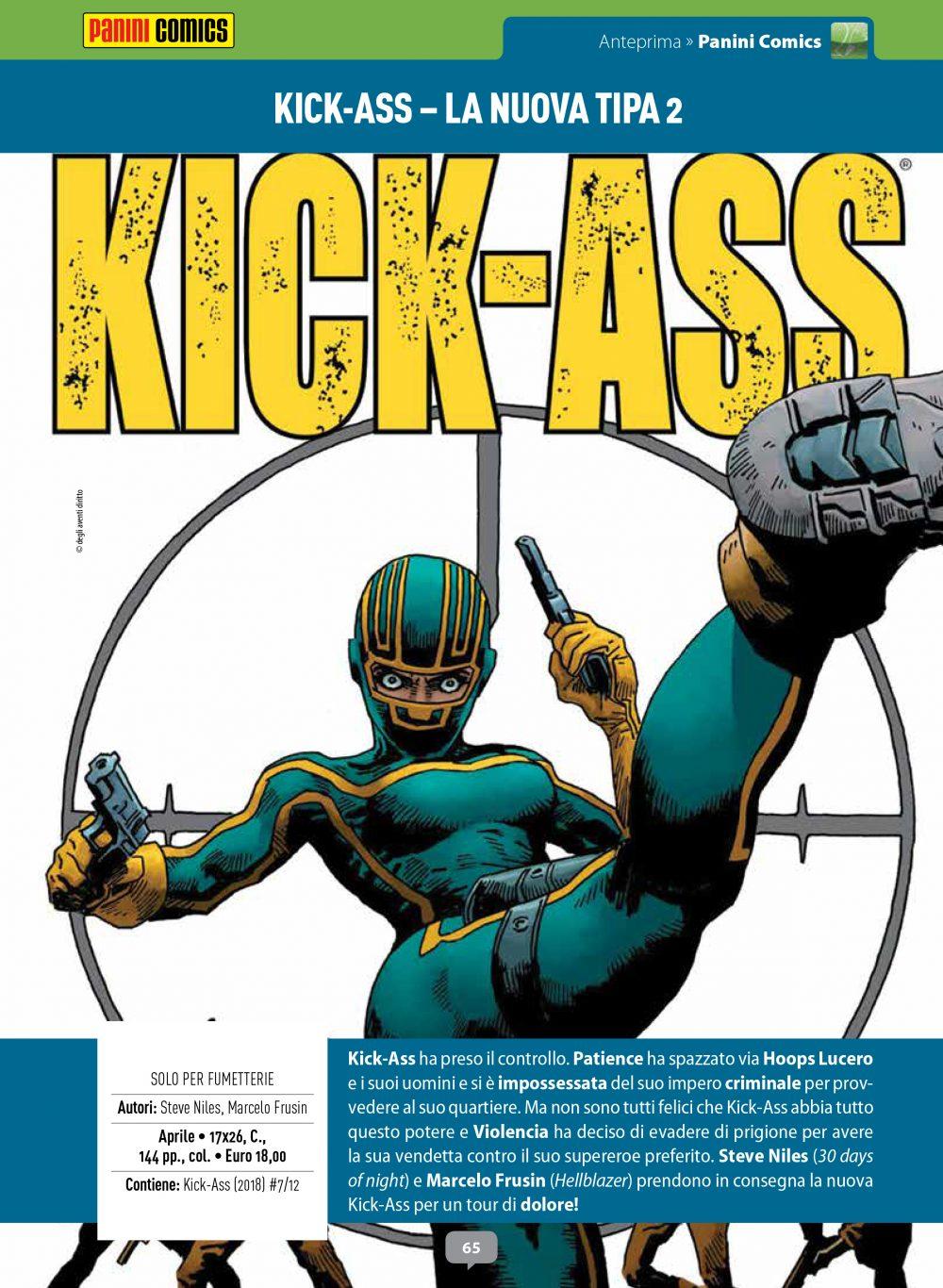 Kick-Ass su Anteprima