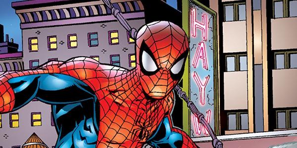 Spider-Man Wieringo