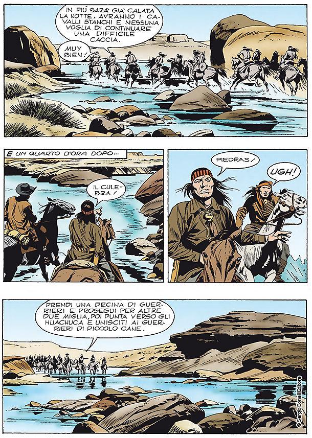 Tex: Il massacro di Goldena, anteprima 03