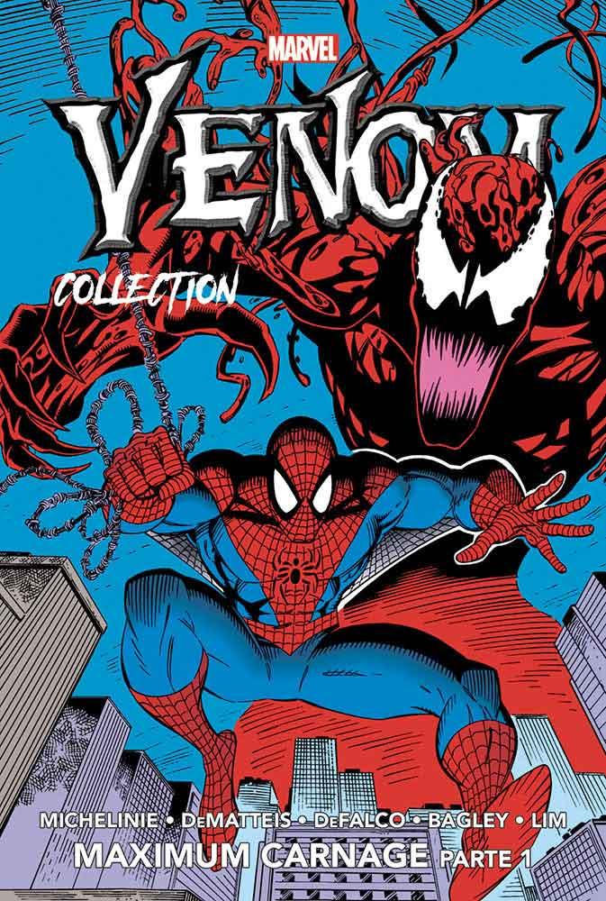 Venom Collection vol. 3: Maximum Collection, copertina di Ron Lim