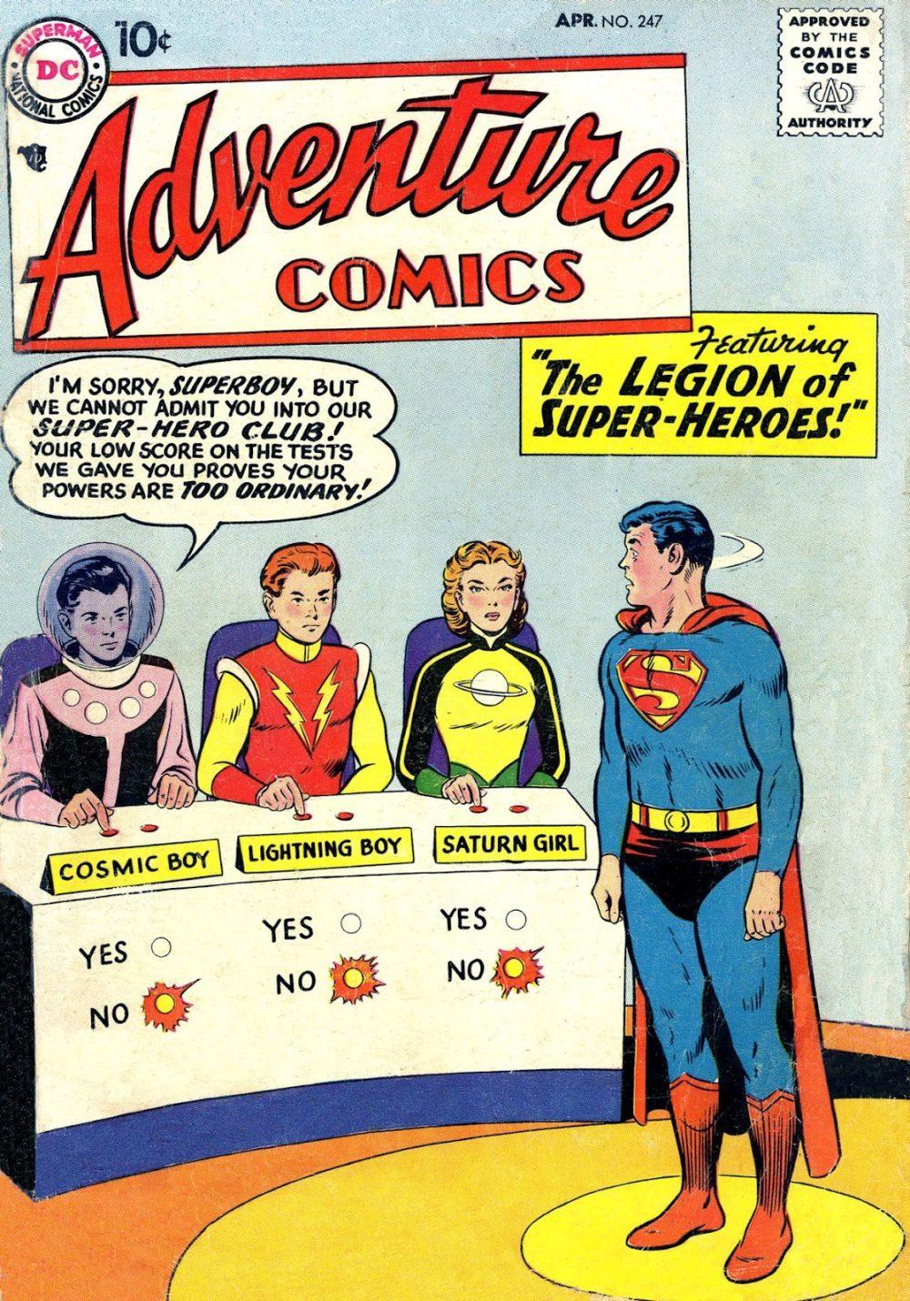 Adventure Comics #247