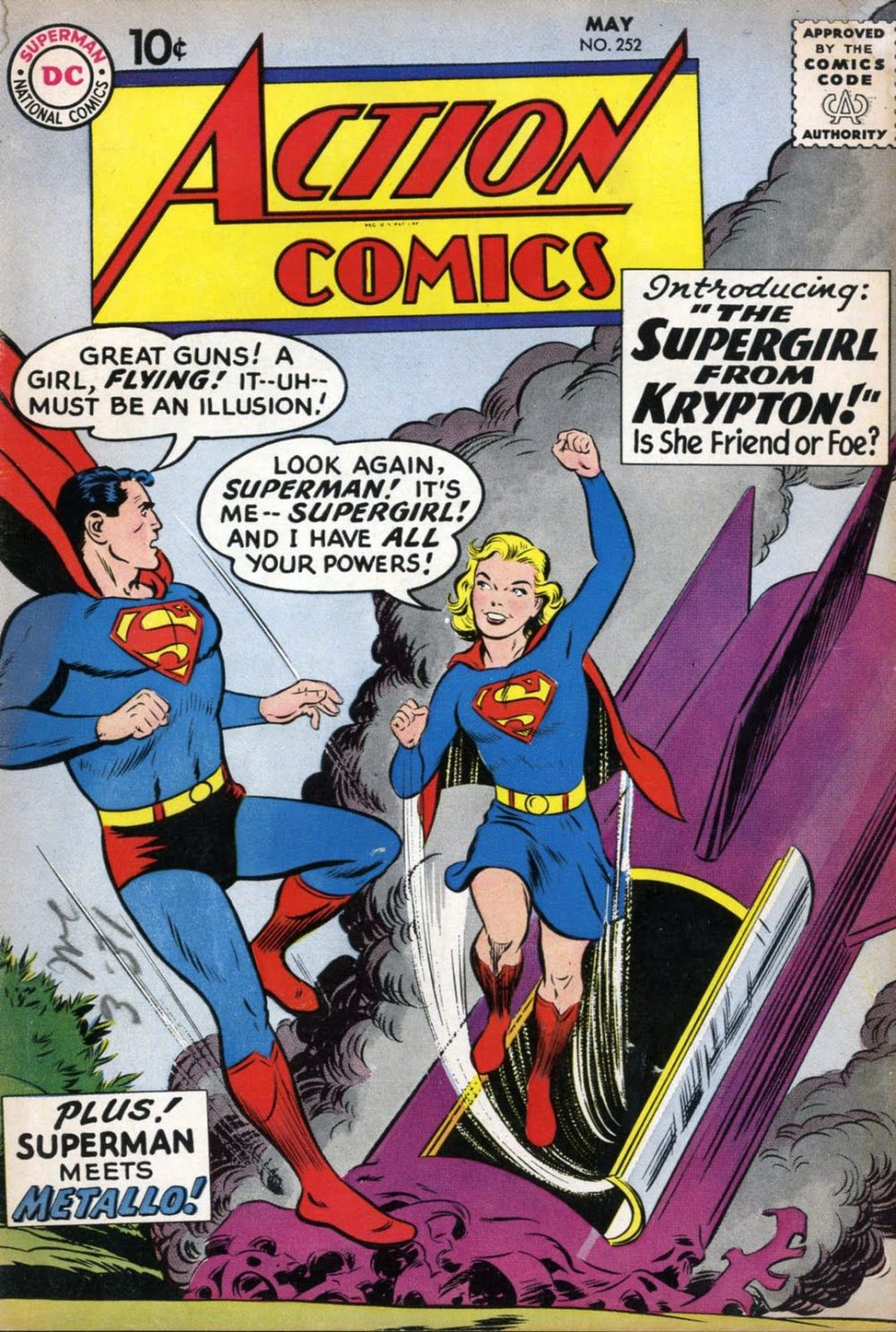 Adventure Comics #252