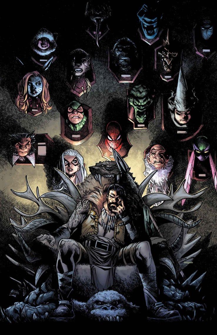 Amazing Spider-Man #17, copertina di Humberto Ramos