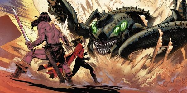 Avengers Conan