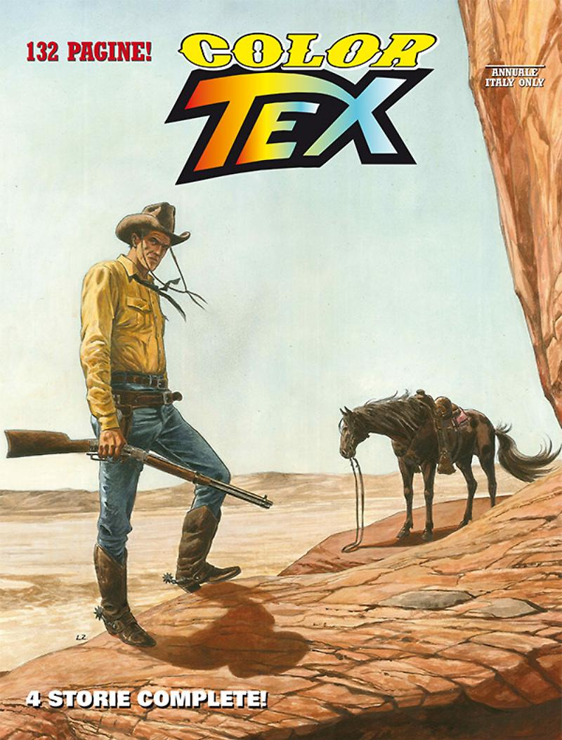 Color Tex 4, copertina di Laura Zuccheri