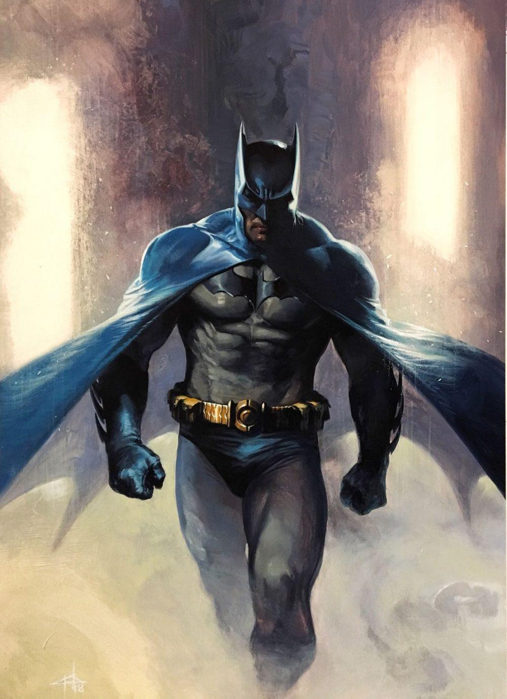Detective Comics #1000, variant cover di Gabriele Dell'Otto