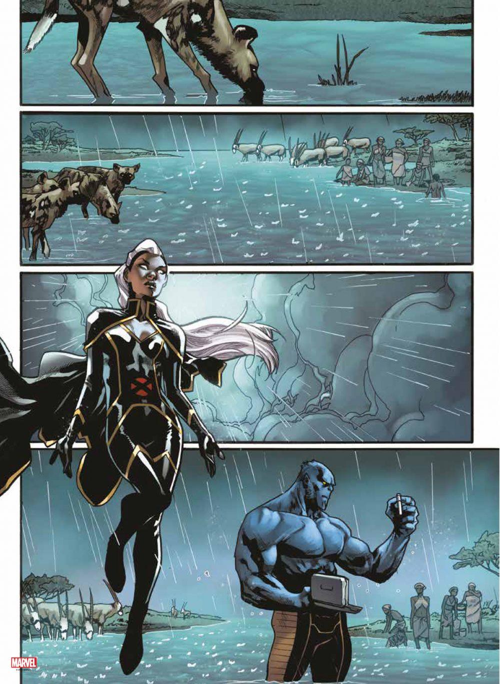 Incredibili X-Men 1 su Anteprima