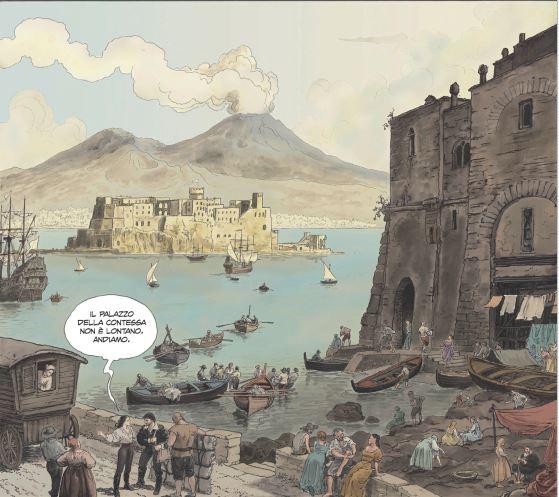 Caravaggio vol. 2: La grazia, anteprima 02