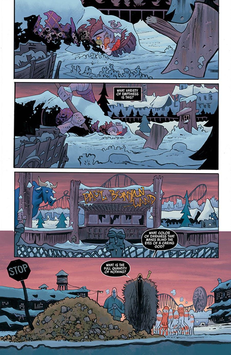 Rumble #11, anteprima 01