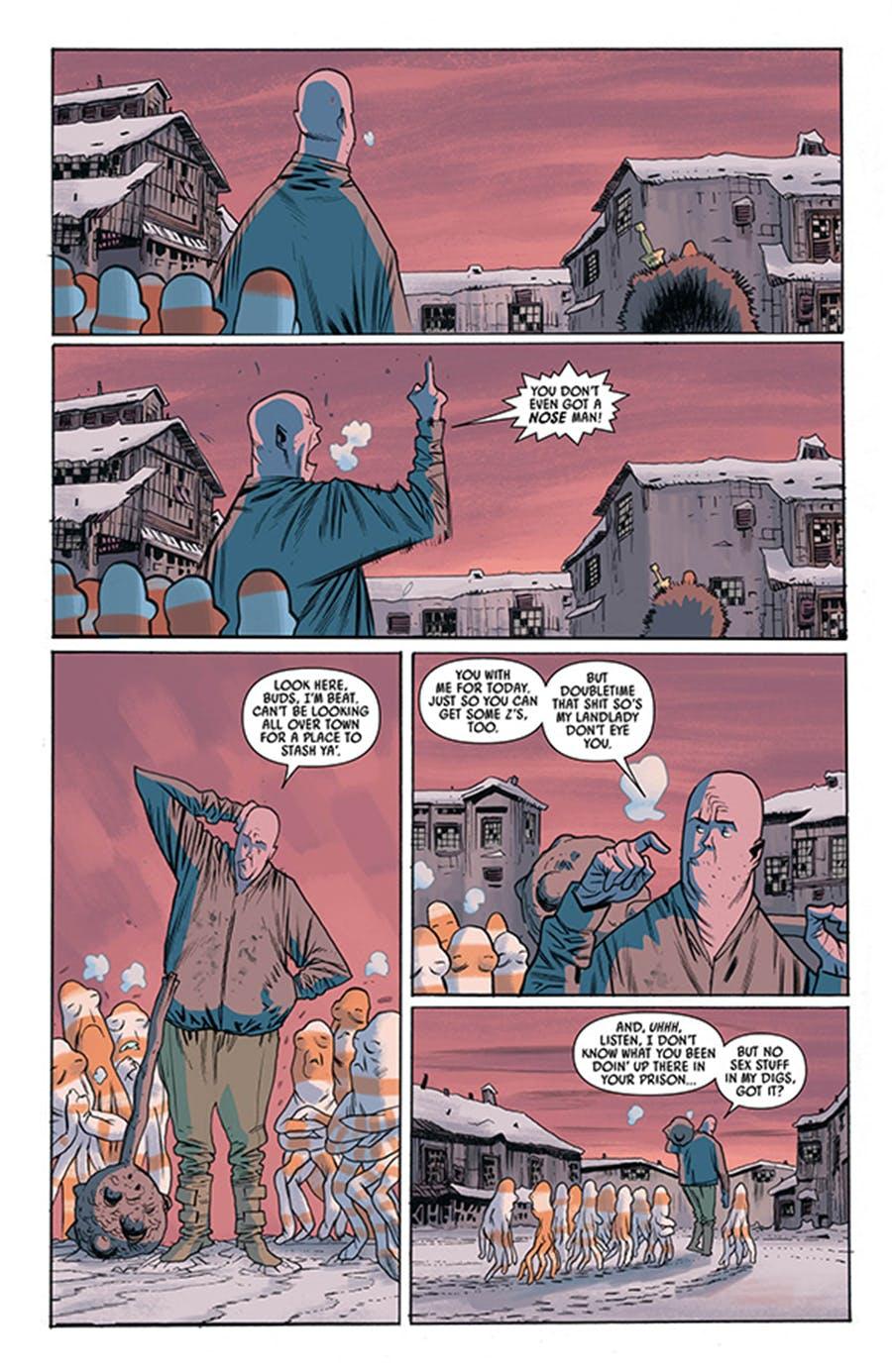 Rumble #11, anteprima 03