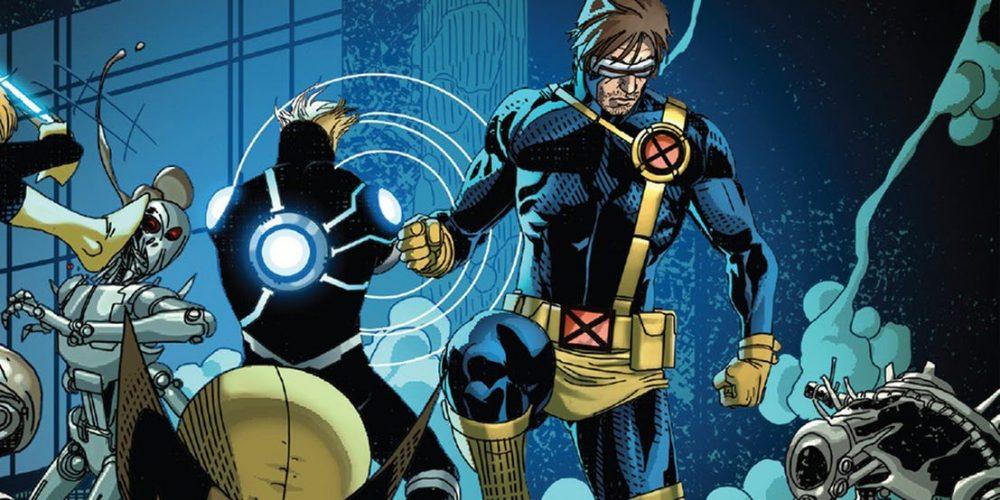 Uncanny X-Men #13, anteprima 01
