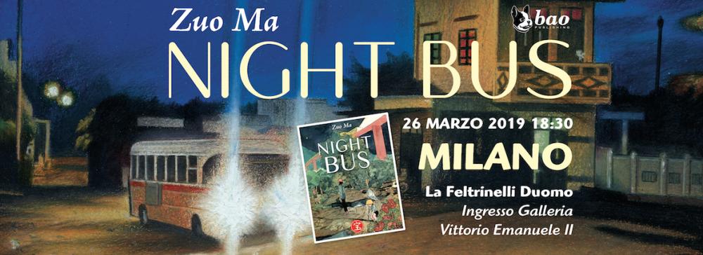 Zuo Ma a Milano
