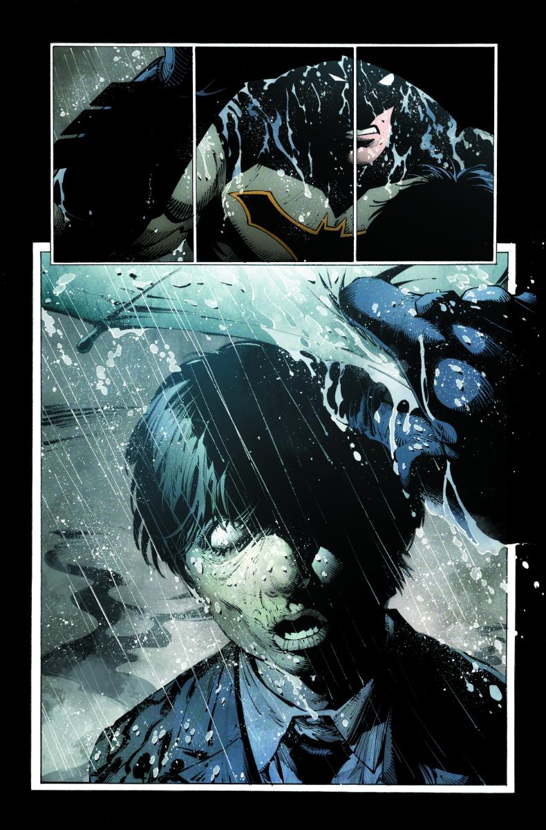 Batman: Last Knight on Earth #1, anteprima 01