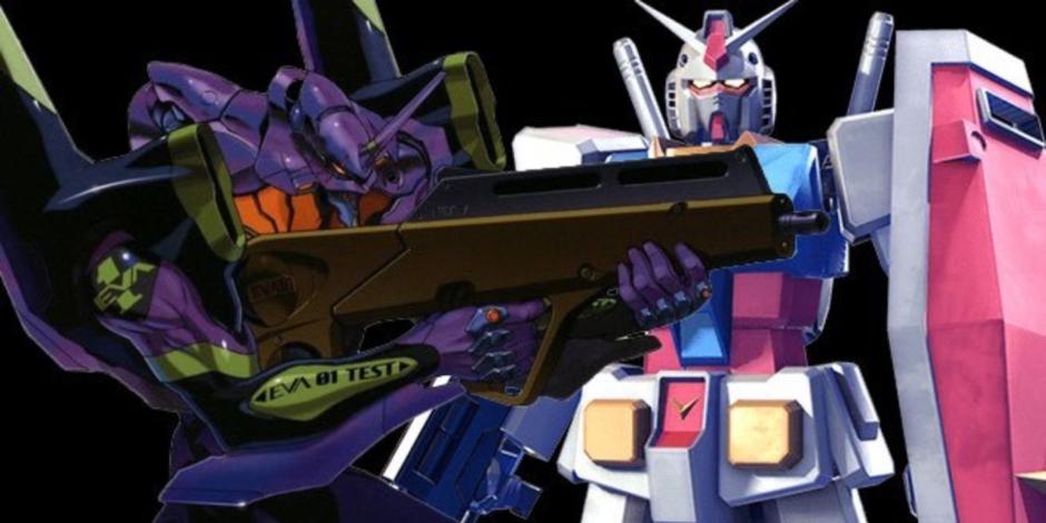 Evangelion - Gundam