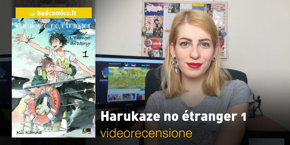 Harukaze no étranger 1, la videorecensione